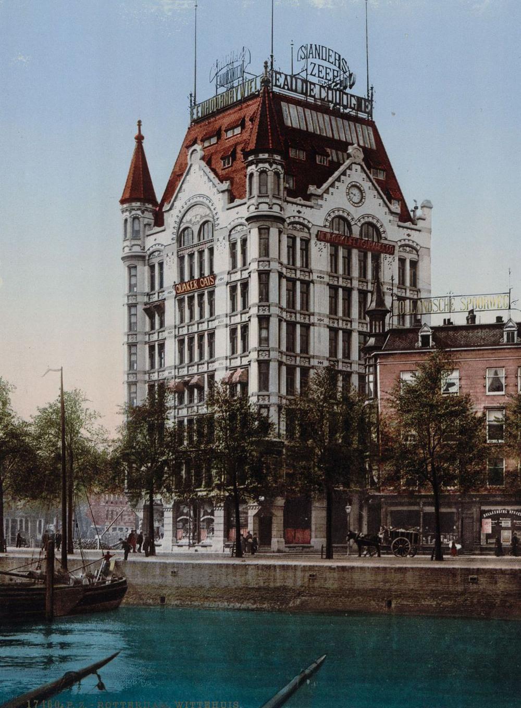 Цветные открытки Нидерландов 1890-х годов 22