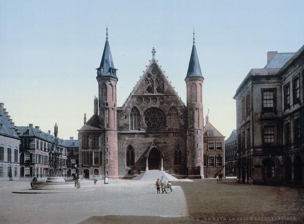 Цветные открытки Нидерландов 1890-х годов 28