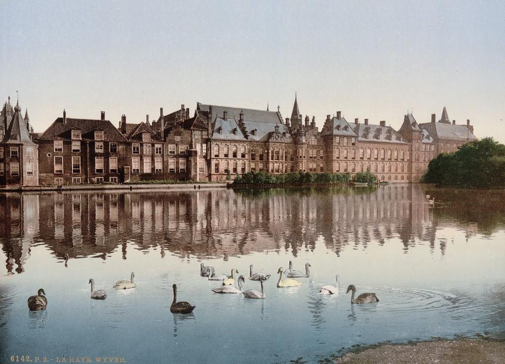 Цветные открытки Нидерландов 1890-х годов 31