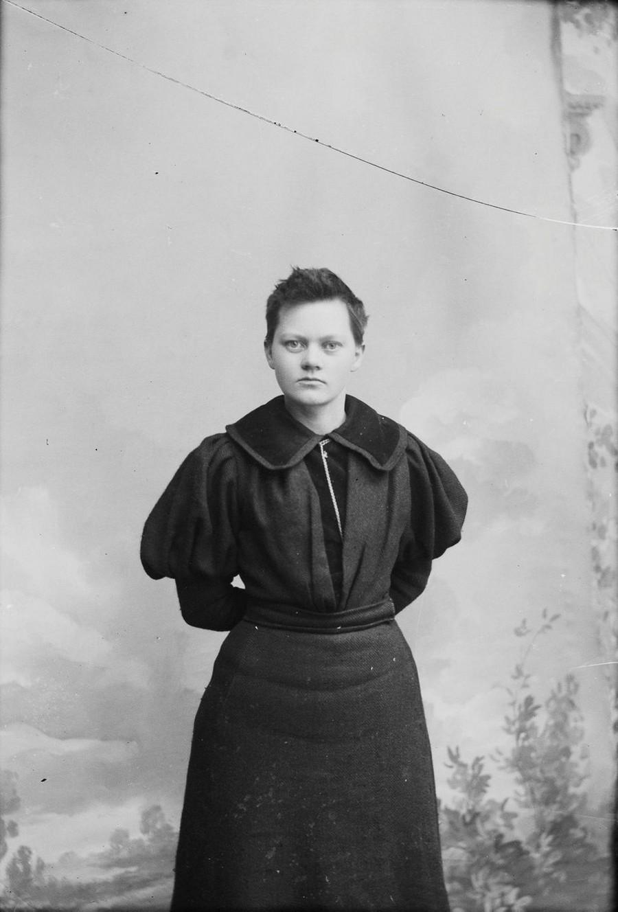 Мари Хёг 15