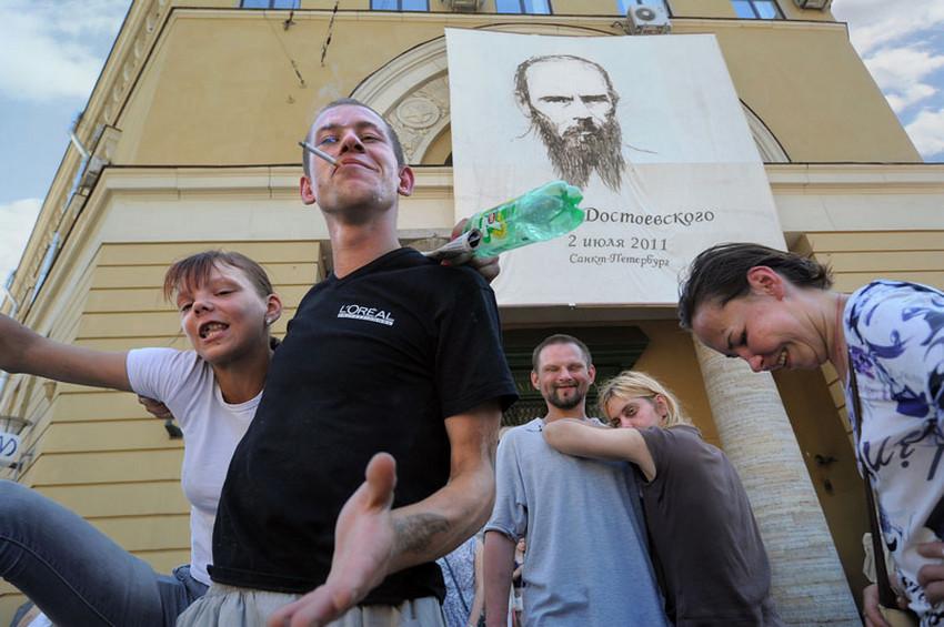 уличные фотографии Александра Петросяна 46