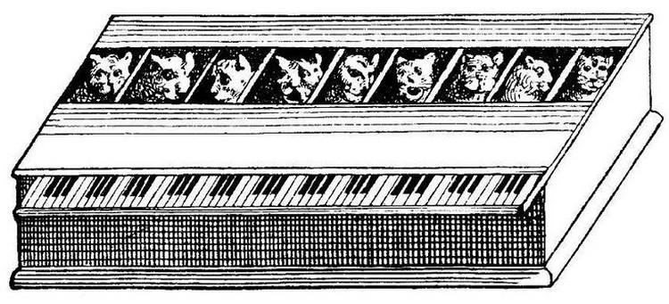 «Кошачье фортепьяно»: анимационная короткометражка и музыкальный инструмент для лечения психических заболеваний в 18-м веке