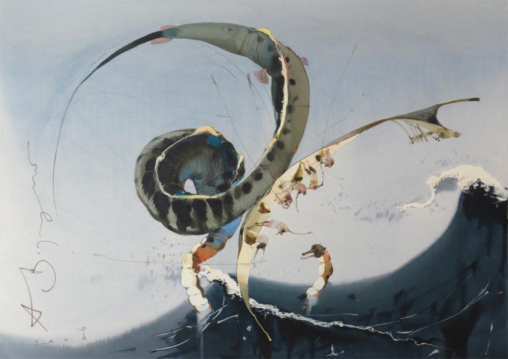 Акварельные картины Аруша Воцмуша 31