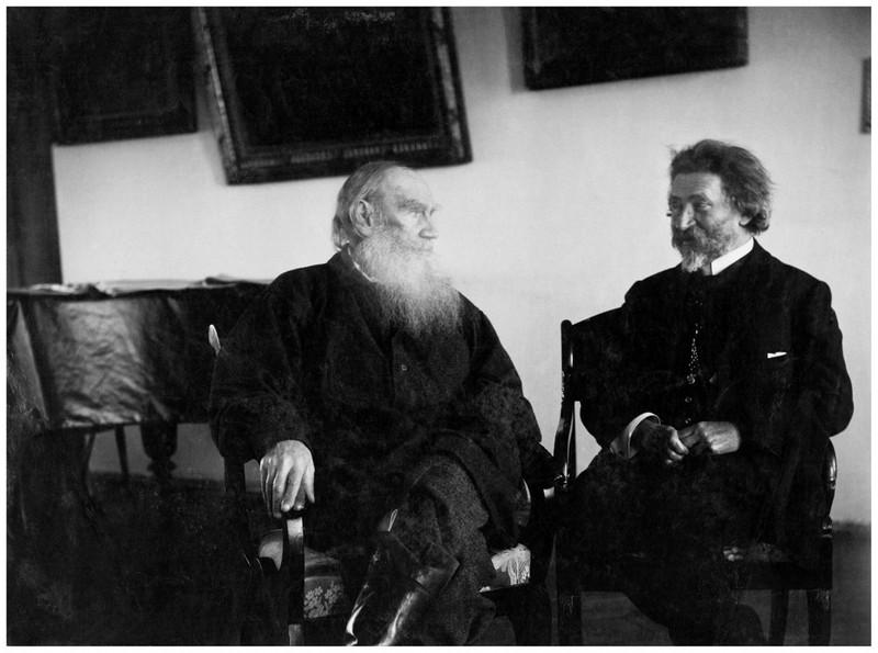 Лев Толстой 11