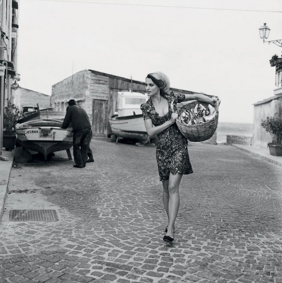 Сицилийское приключение - фотограф Мишель Перез - 13