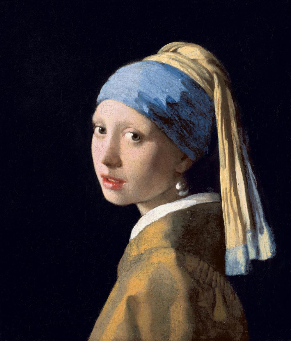 Все картины Яна Вермеера 1