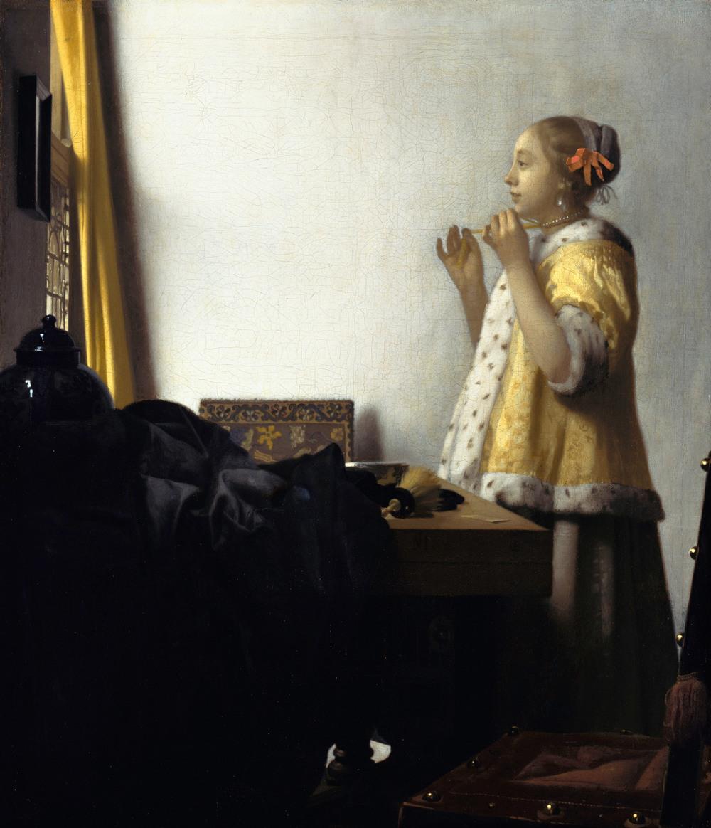 Все картины Яна Вермеера 22