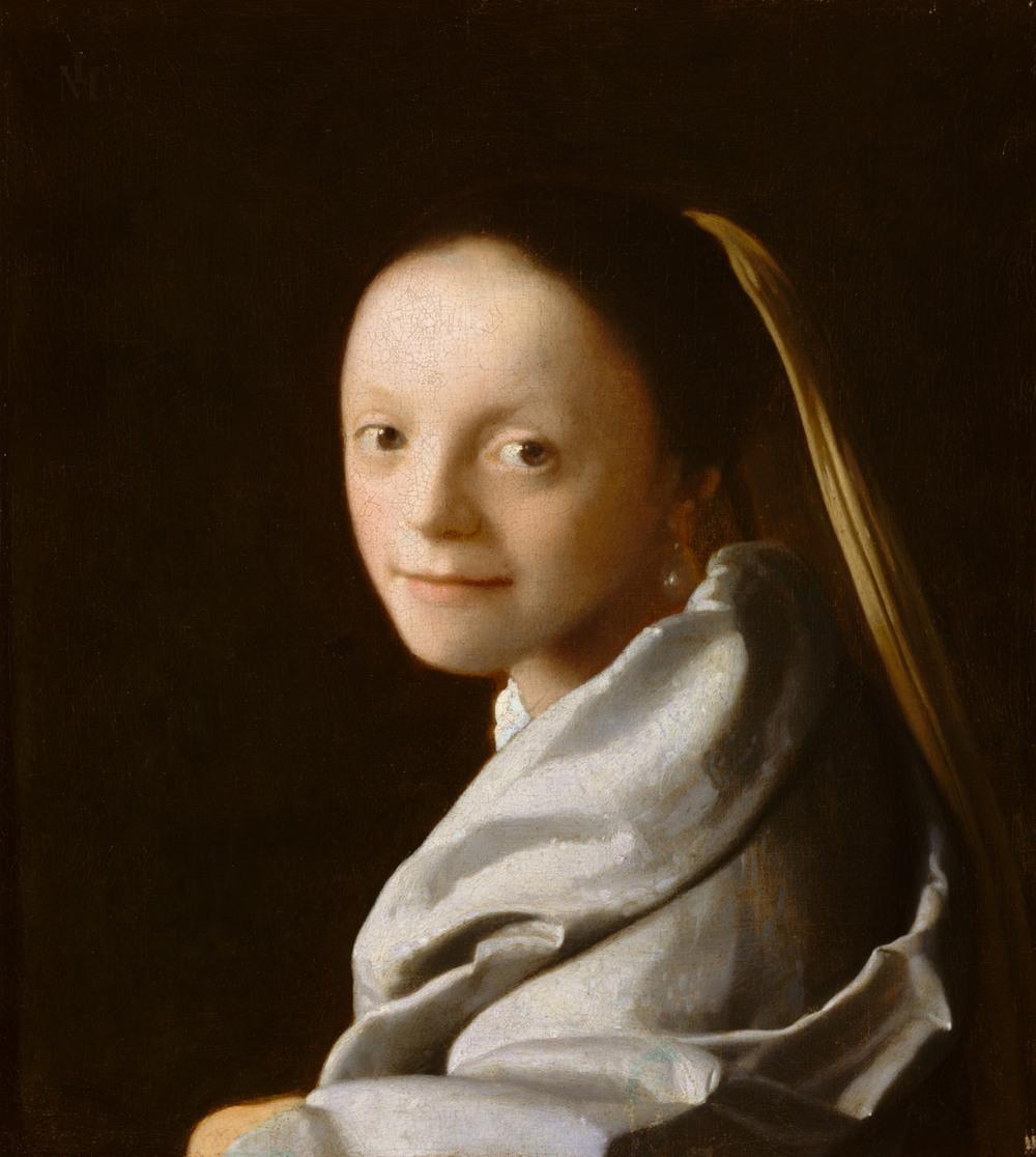 Все картины Яна Вермеера 9
