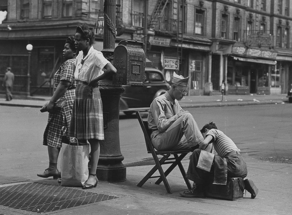 Тодд Уэбб - культовый уличный фотограф, который не захотел становиться знаменитым 20