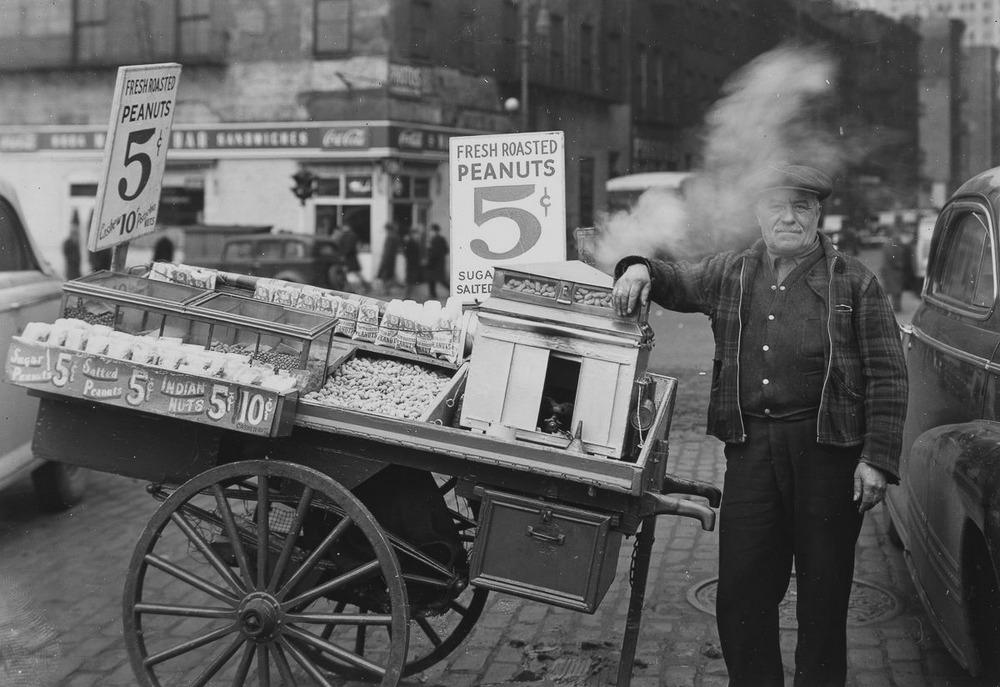 Тодд Уэбб - культовый уличный фотограф, который не захотел становиться знаменитым 24