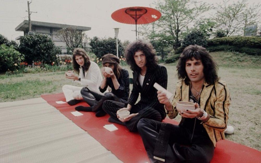 Как «Led Zeppelin», «Queen», Дэвид Боуи и другие рок-звёзды ездили по Японии в 1970-80-х годах 2