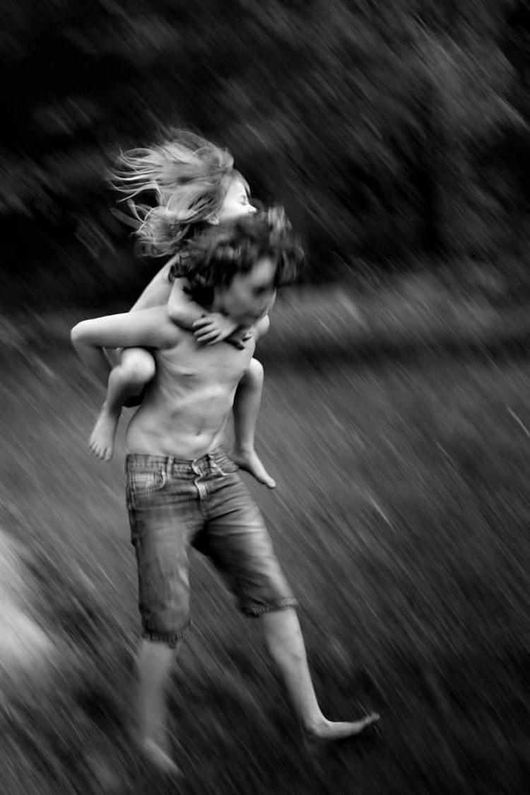 Фотограф Ален Лебуаль. Беззаботные снимки детства 1