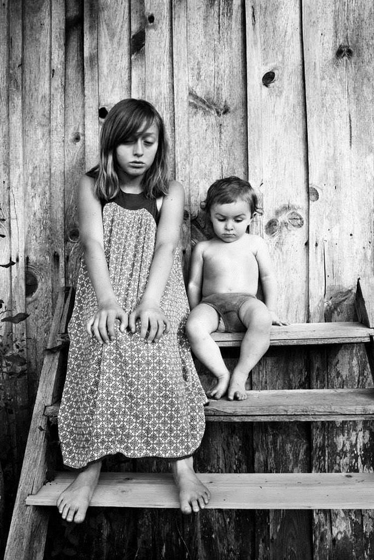 Фотограф Ален Лебуаль. Беззаботные снимки детства 11