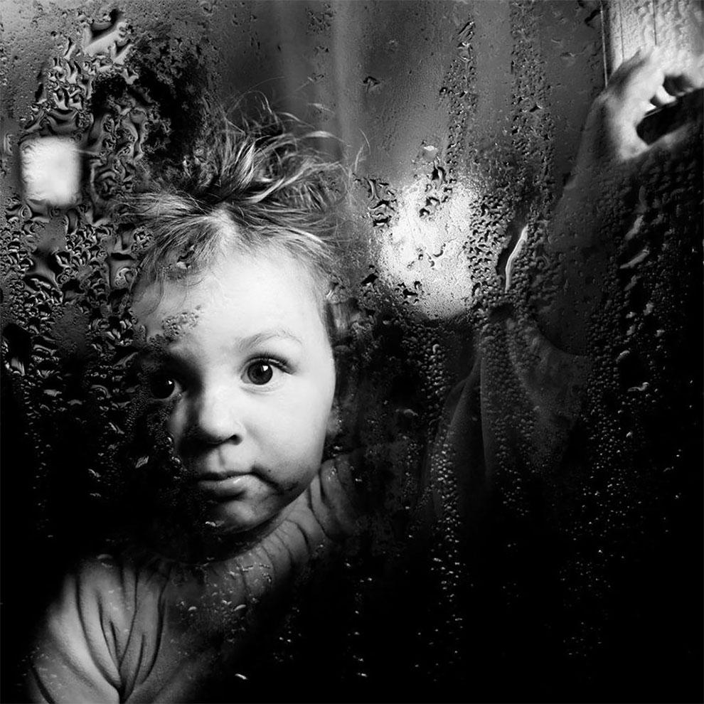 Фотограф Ален Лебуаль. Беззаботные снимки детства 12