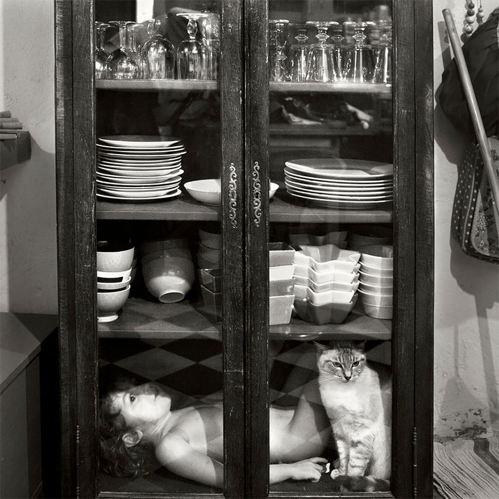 Фотограф Ален Лебуаль. Беззаботные снимки детства 19