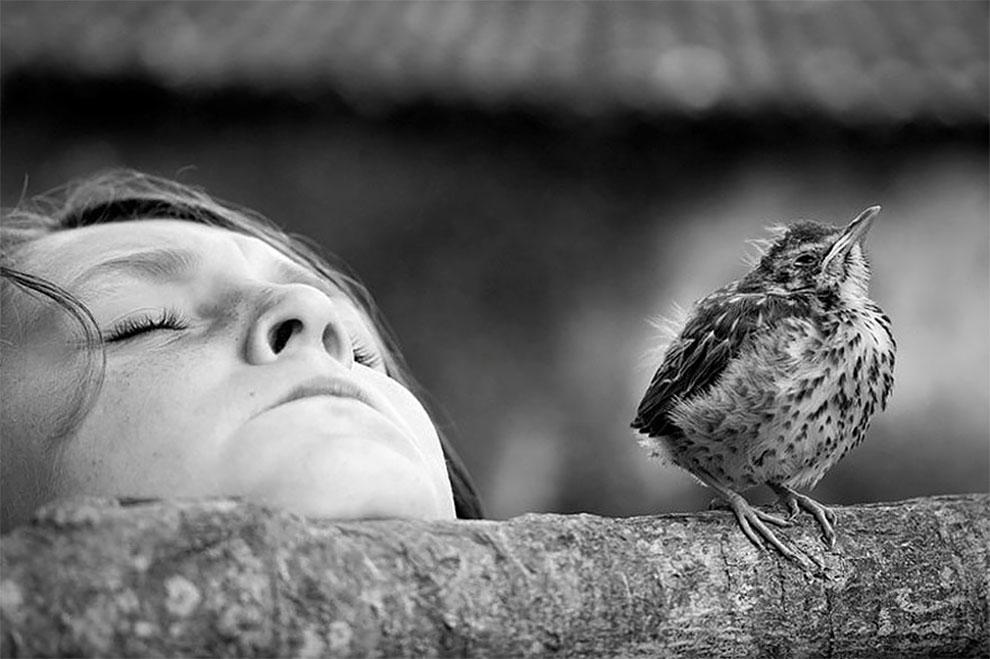 Фотограф Ален Лебуаль. Беззаботные снимки детства 23