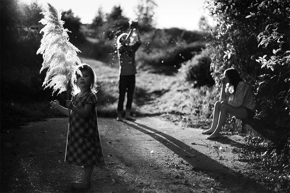 Фотограф Ален Лебуаль. Беззаботные снимки детства 25