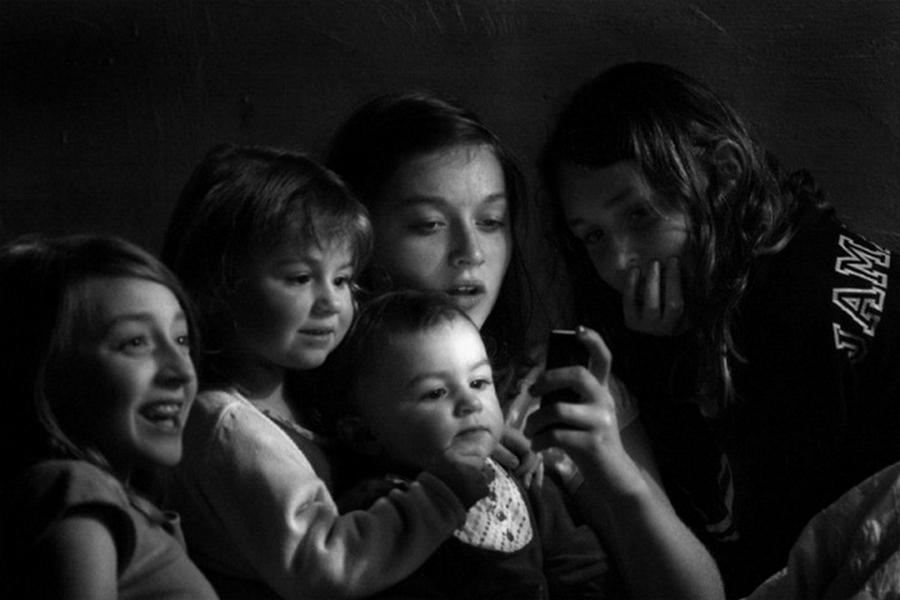 Фотограф Ален Лебуаль. Беззаботные снимки детства 29