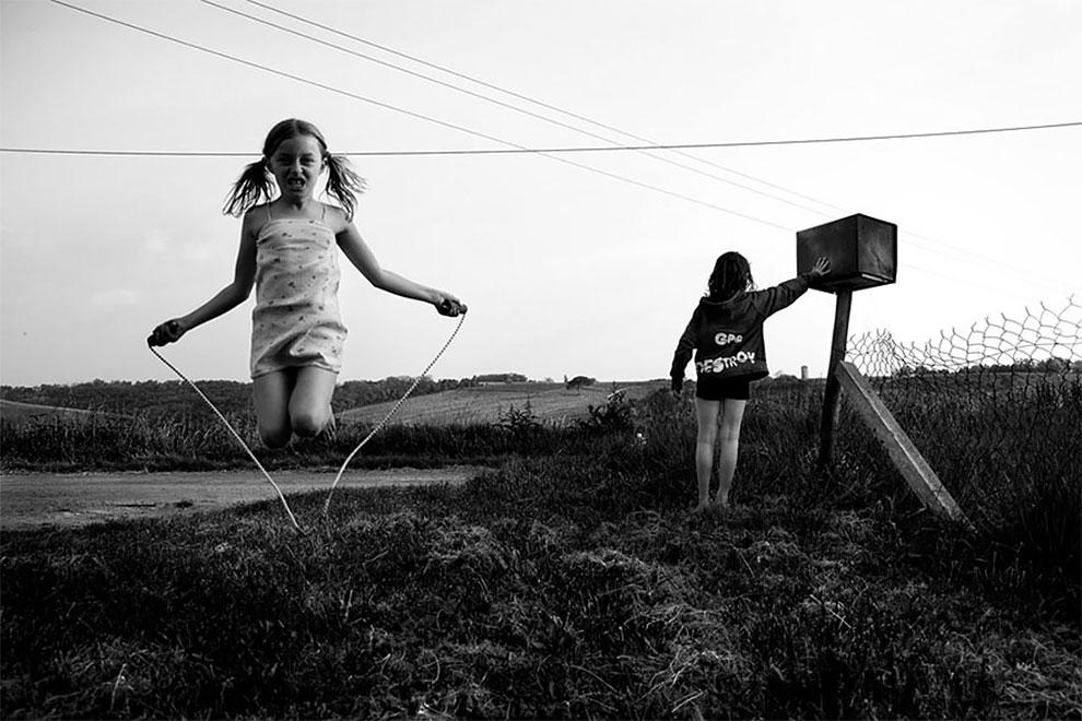 Фотограф Ален Лебуаль. Беззаботные снимки детства 3