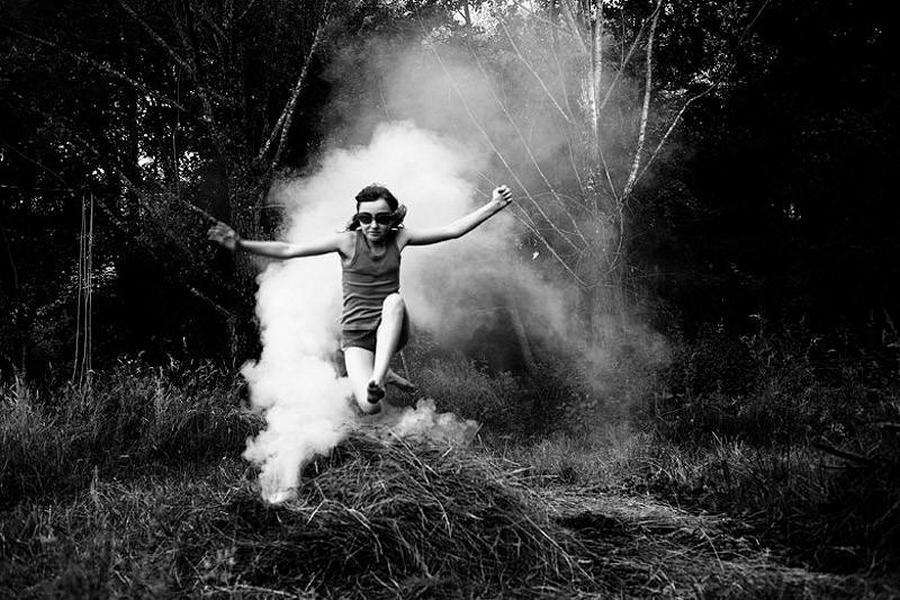 Фотограф Ален Лебуаль. Беззаботные снимки детства 30