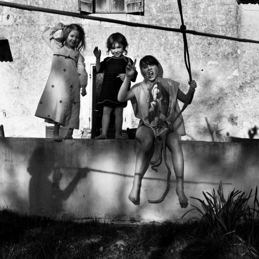 Фотограф Ален Лебуаль. Беззаботные снимки детства 32