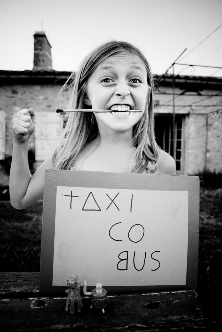 Фотограф Ален Лебуаль. Беззаботные снимки детства 33
