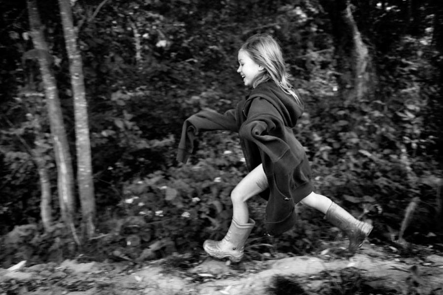 Фотограф Ален Лебуаль. Беззаботные снимки детства 34