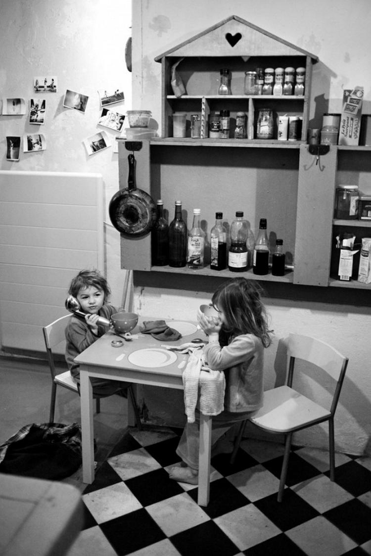 Фотограф Ален Лебуаль. Беззаботные снимки детства 36