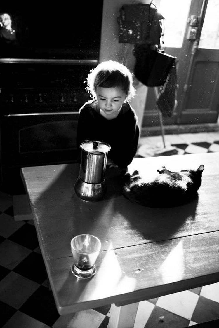 Фотограф Ален Лебуаль. Беззаботные снимки детства 38