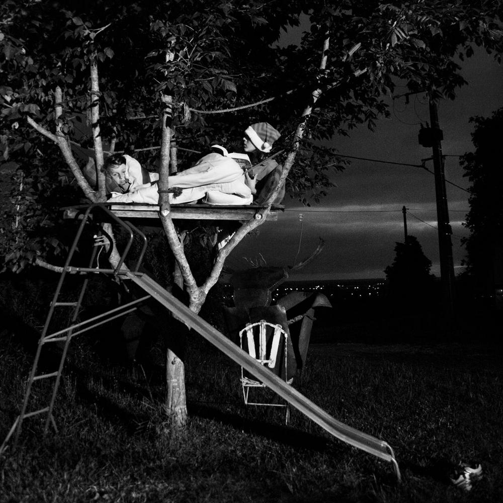 Фотограф Ален Лебуаль. Беззаботные снимки детства 39