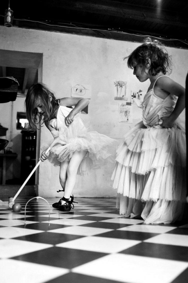 Фотограф Ален Лебуаль. Беззаботные снимки детства 47