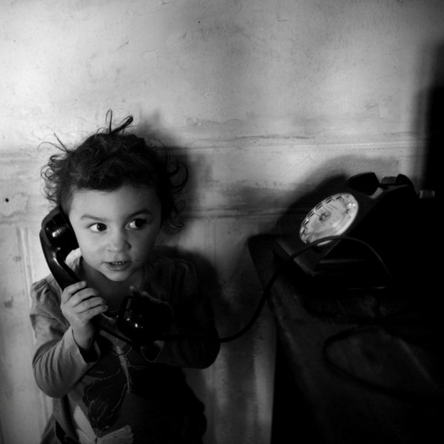 Фотограф Ален Лебуаль. Беззаботные снимки детства 48