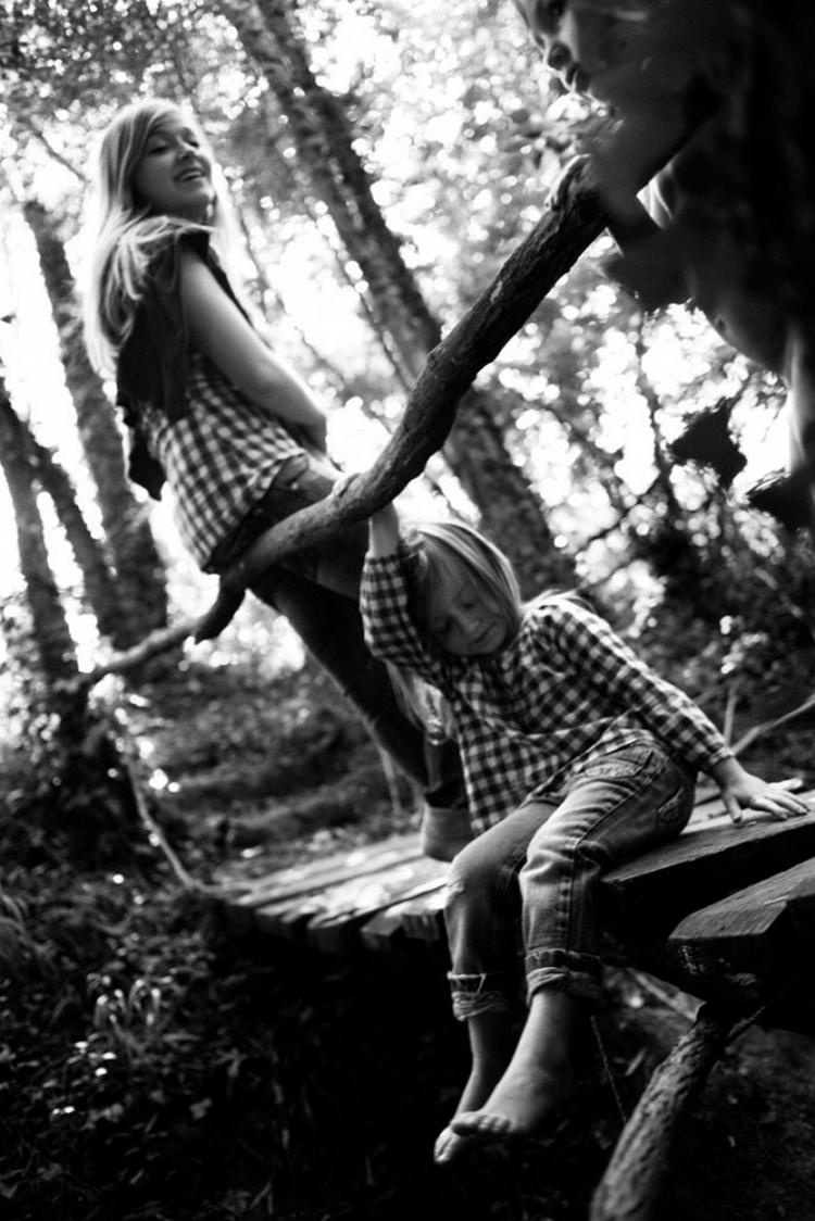 Фотограф Ален Лебуаль. Беззаботные снимки детства 51