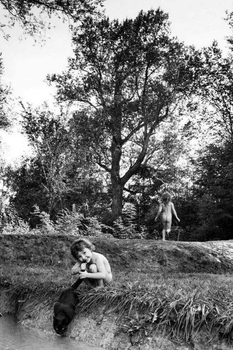 Фотограф Ален Лебуаль. Беззаботные снимки детства 53