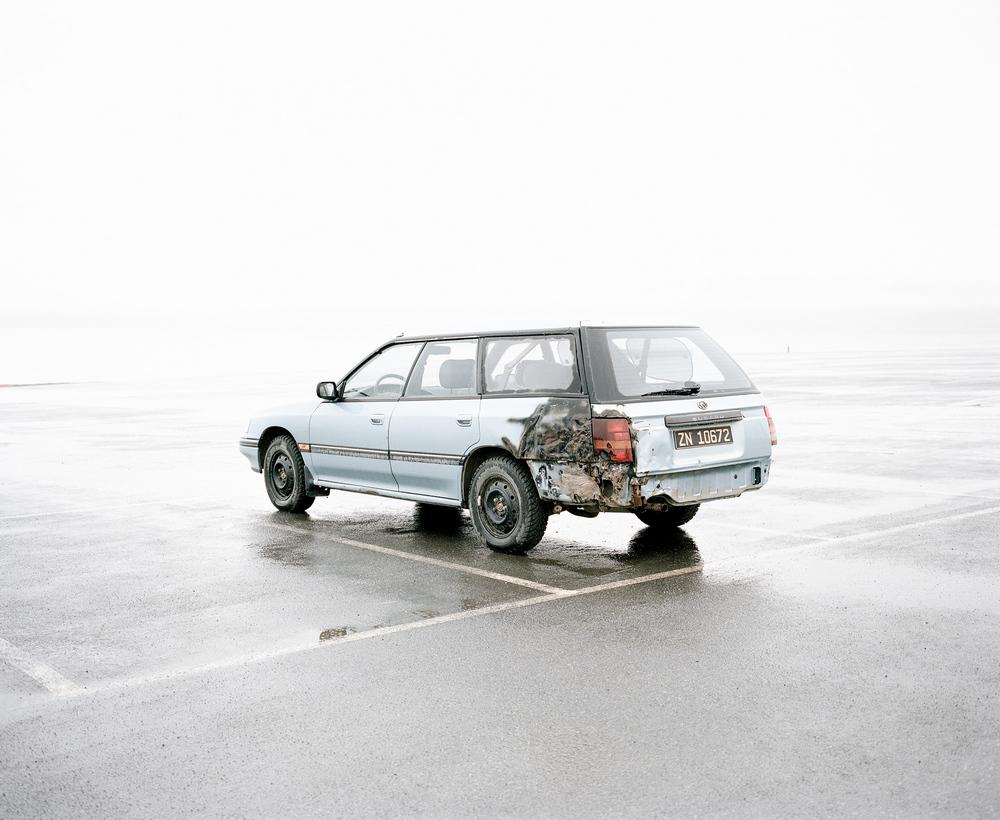 Доминика Гешицка «Это ненастоящая жизнь»: фотопроект о самом северном городе в мире 18