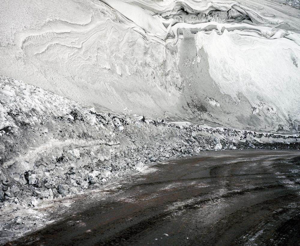 Доминика Гешицка «Это ненастоящая жизнь»: фотопроект о самом северном городе в мире 9