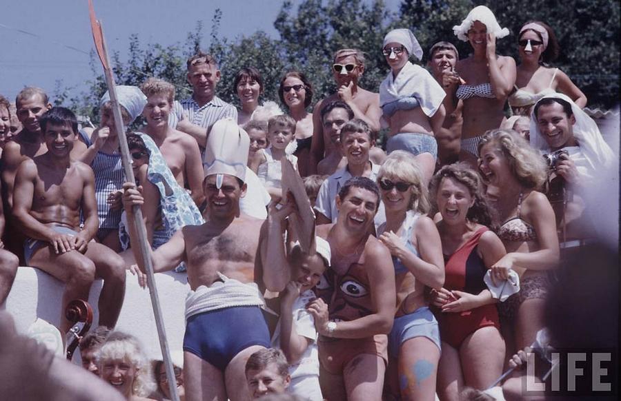 Как жила советская молодёжь в 1967 году. Снимал американский фотограф Билл Эппридж  11