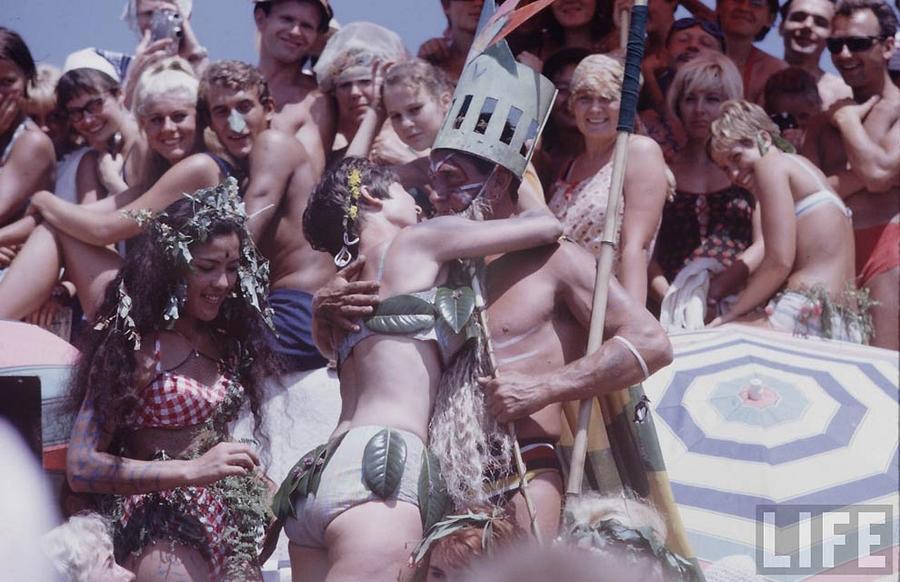 Как жила советская молодёжь в 1967 году. Снимал американский фотограф Билл Эппридж  12