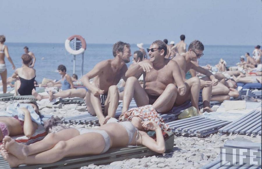 Как жила советская молодёжь в 1967 году. Снимал американский фотограф Билл Эппридж  15