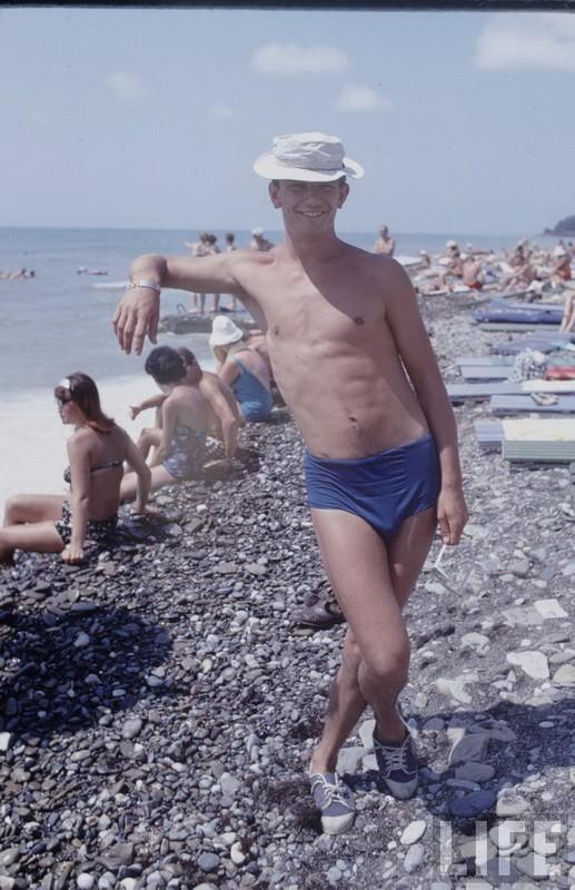 Как жила советская молодёжь в 1967 году. Снимал американский фотограф Билл Эппридж  18