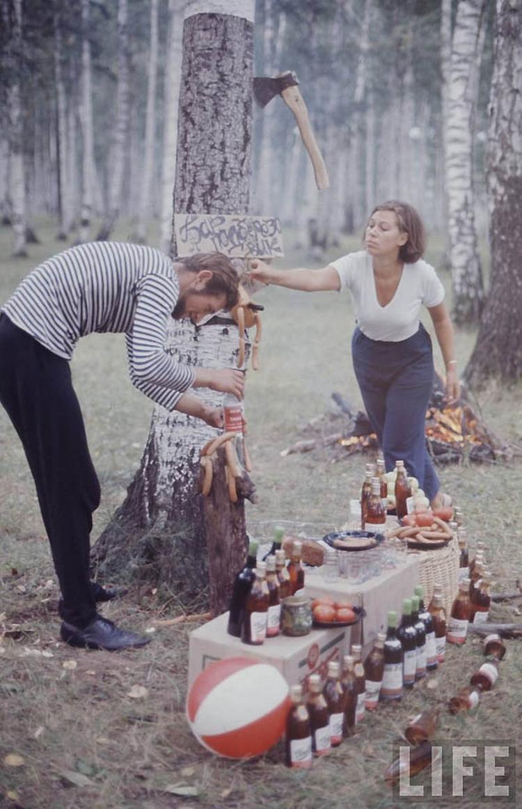 Как жила советская молодёжь в 1967 году. Снимал американский фотограф Билл Эппридж  25