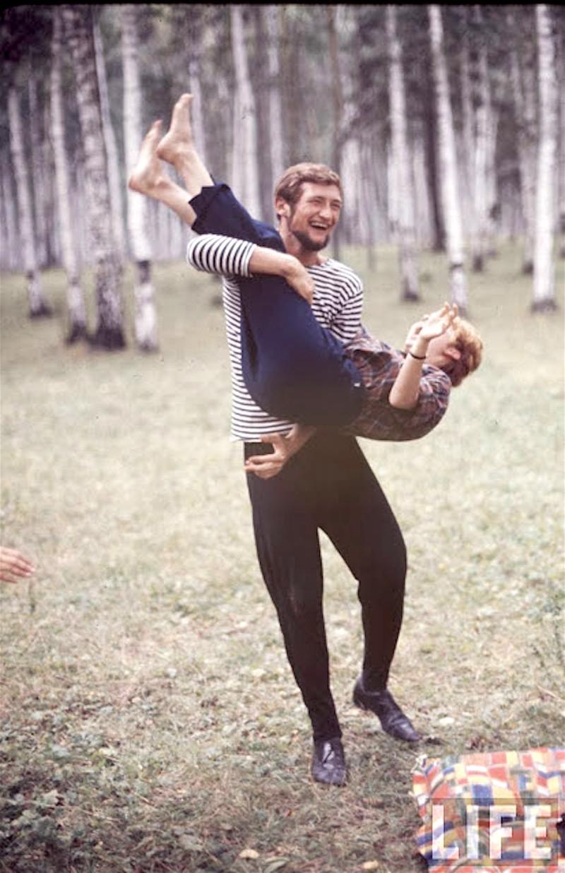 Как жила советская молодёжь в 1967 году. Снимал американский фотограф Билл Эппридж  31