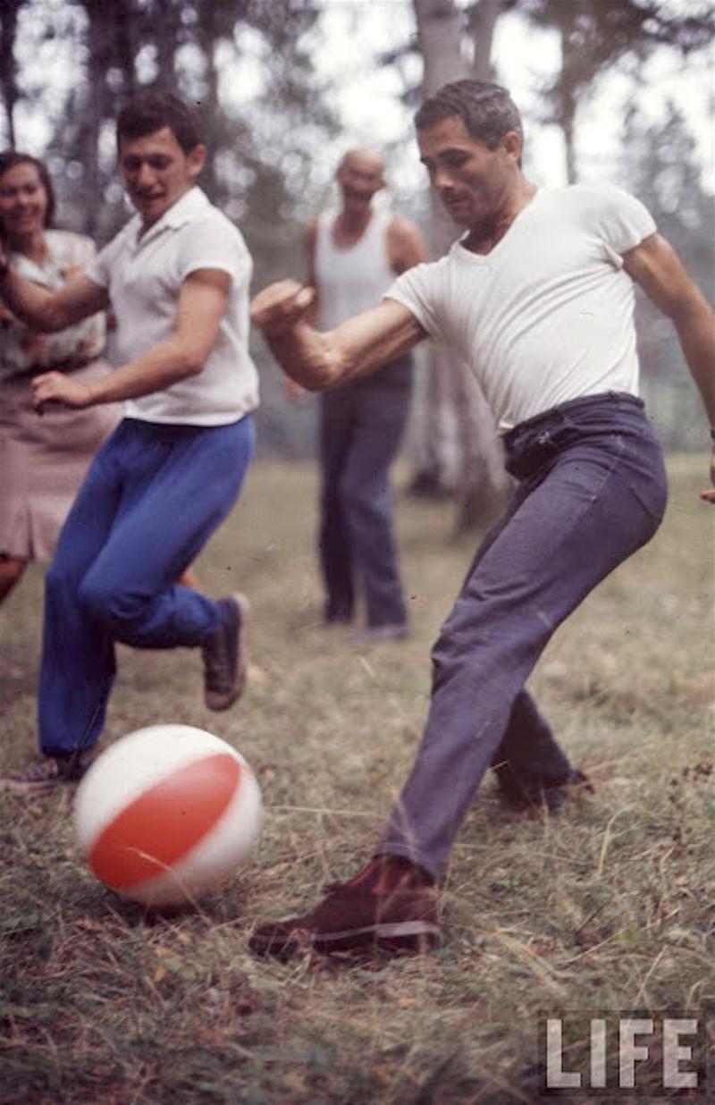 Как жила советская молодёжь в 1967 году. Снимал американский фотограф Билл Эппридж  32
