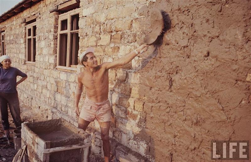 Как жила советская молодёжь в 1967 году. Снимал американский фотограф Билл Эппридж  42