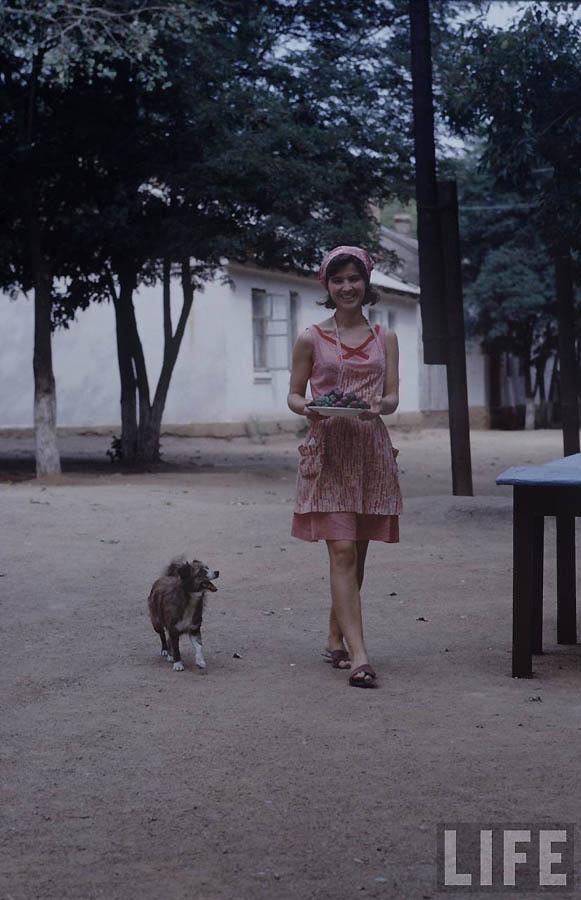 Как жила советская молодёжь в 1967 году. Снимал американский фотограф Билл Эппридж  46
