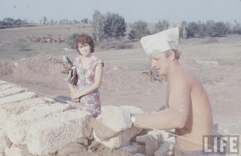 Как жила советская молодёжь в 1967 году. Снимал американский фотограф Билл Эппридж  53