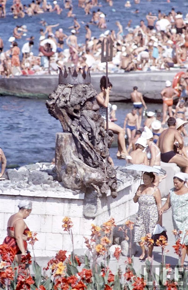 Как жила советская молодёжь в 1967 году. Снимал американский фотограф Билл Эппридж  56