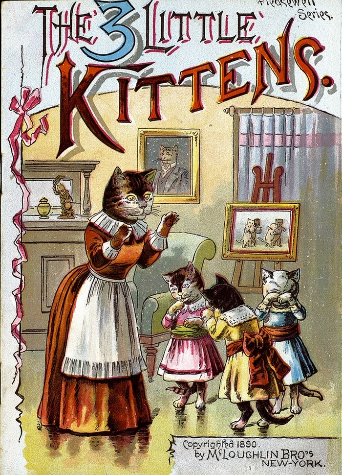 В свободном доступе опубликованы более шести тысяч оцифрованных детских книг 19 века  1