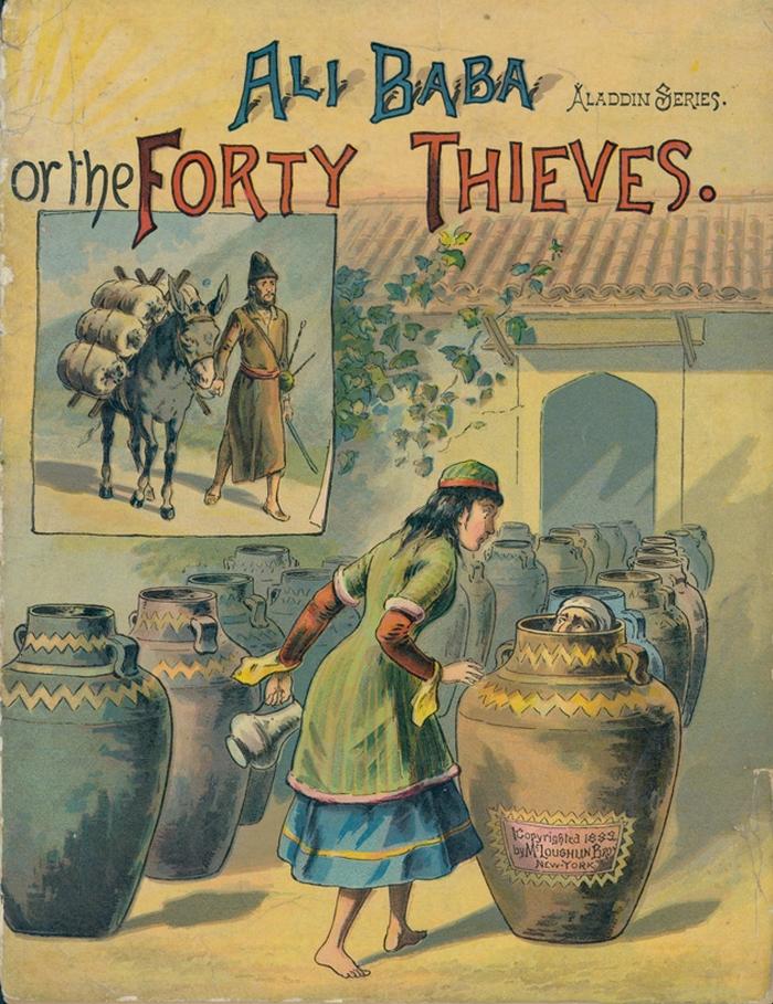 В свободном доступе опубликованы более шести тысяч оцифрованных детских книг 19 века  13