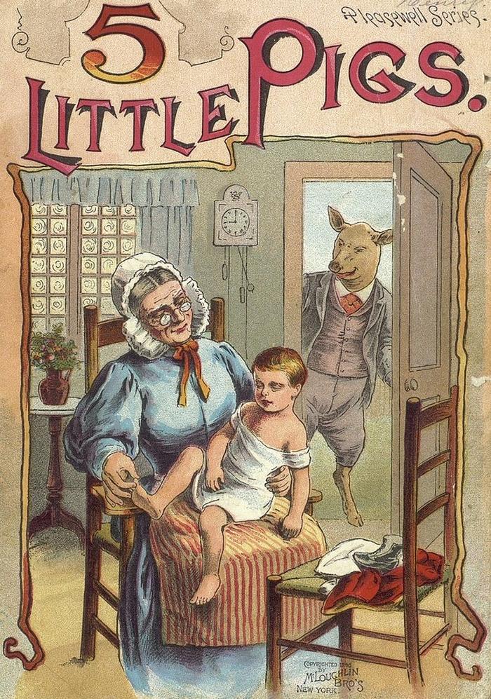 В свободном доступе опубликованы более шести тысяч оцифрованных детских книг 19 века  2